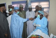 Ganduje Executes more projects