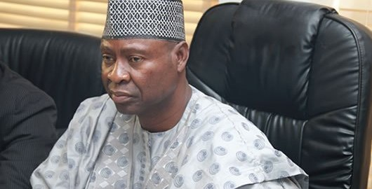 Joseph Ari, ITF DG (Photo Credit: National Accord Newspaper)