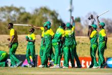 Nigeria U-19 Team Wins