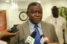 Rev. Tor Ujah, Nigerian Christian Pilgrims Commission NCPC