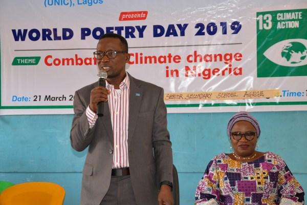 Oluseyi Soremekun speaks