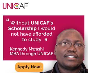 UNICAF Advert