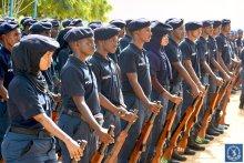 Somali Police Force (Photo Credit: Twitter)