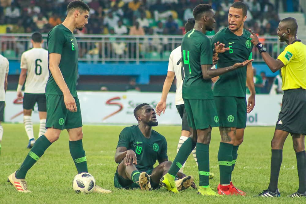 FIFA Rankings Super Eagles Move Up To 42nd Position