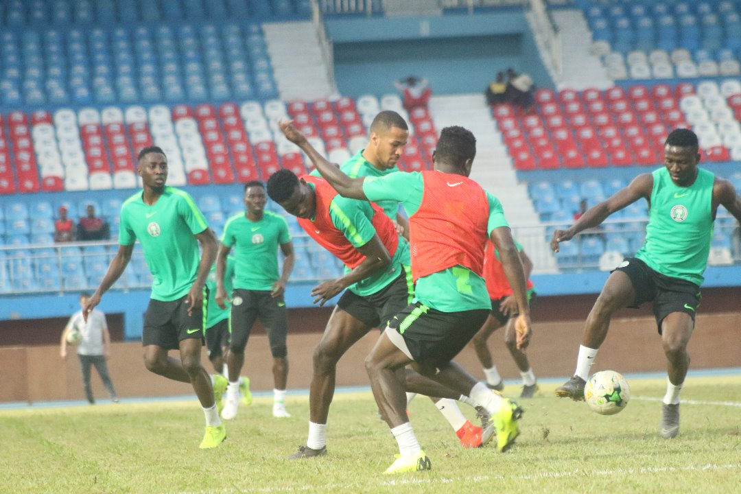 Nigeria vs Seychelles (LIVE UPDATES): Super Eagles set to end AFCON qualifiers