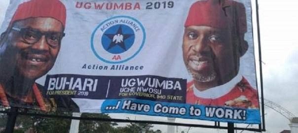 Uche Nwosu Poster