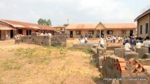 Zion Africa school main school side view