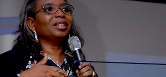 Chairman of First Bank, Ibukun Awosika [Photo: The Platform Nigeria]