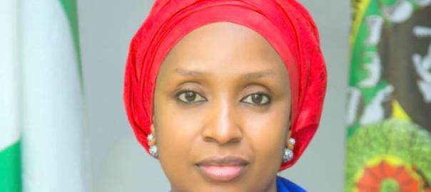 Managing Director, Nigerian Ports Authority (NPA), Hadiza Bala Usman,