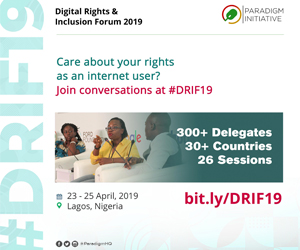 DRIF19 Advert