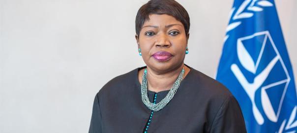 Fatou Bensouda (Photo Credit: ICC website)
