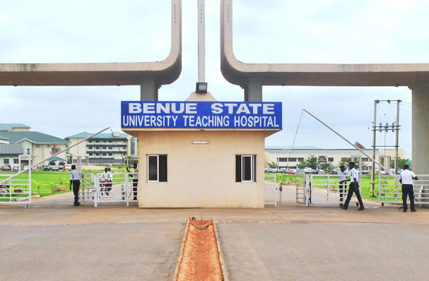 Benue State University Teaching Hospital (BSUTH), Makurdi. [PHOTO CREDIT: Official Facebook account of BSUTH]