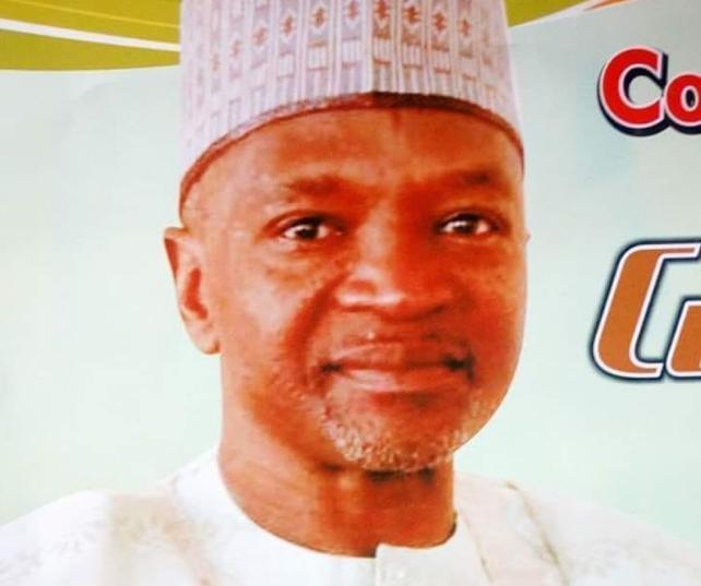 Dr Muhammed Mahmood, UBEC chairman abducted along Kaduna-Abuja highway today