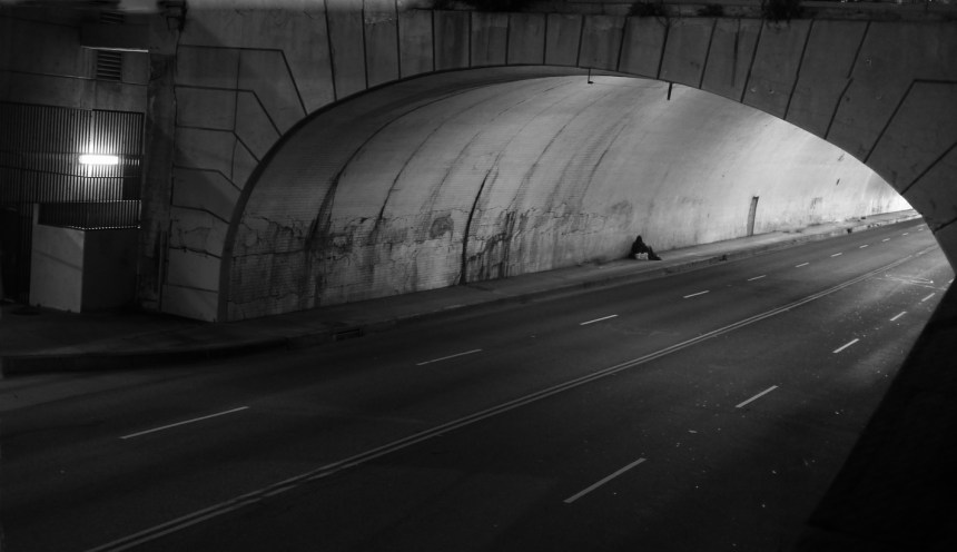 Tunnel used to illustrate the story. [PHOTO CREDIT: East Of West LA]