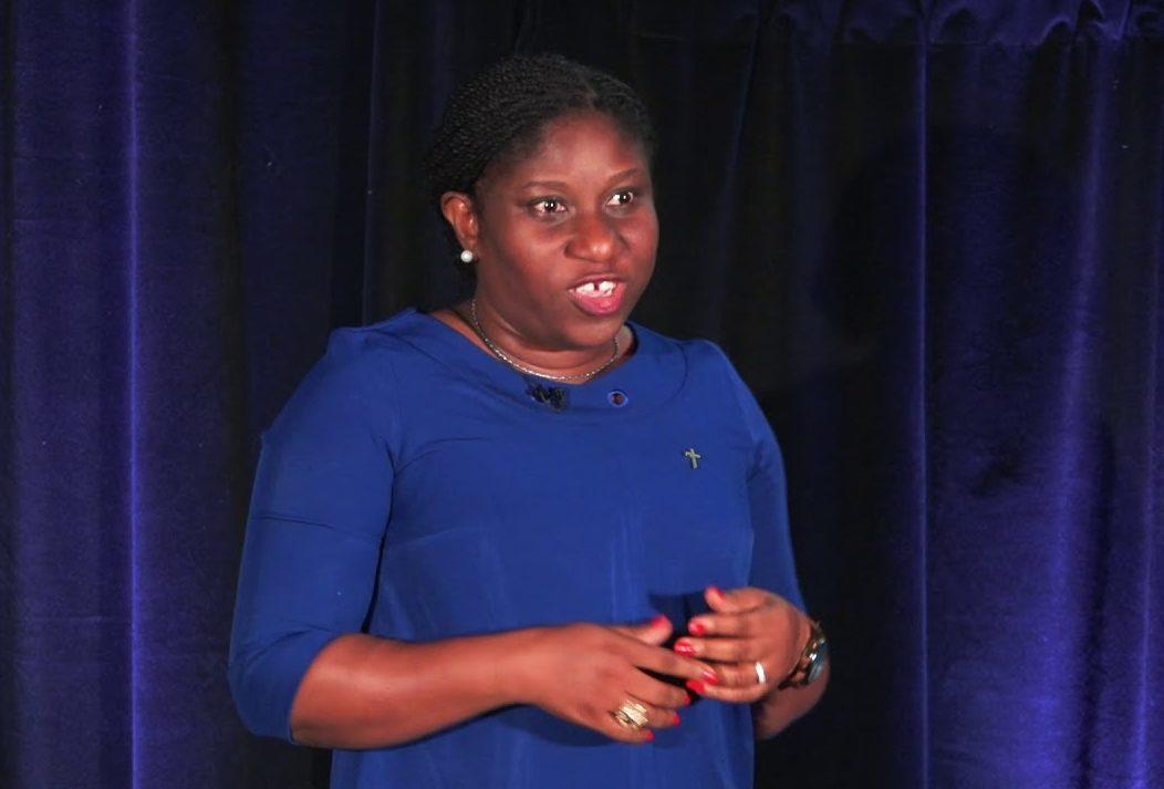 The Co-ordinator of the Wole Soyinka Centre for Investigative Journalism (WSCIJ), Motunrayo Alaka. [PHOTO CREDIT: YouTube]