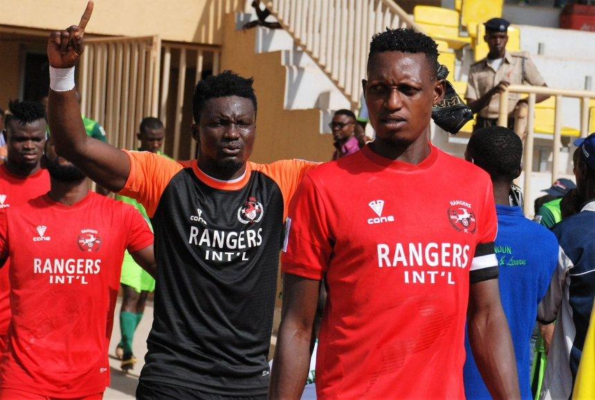 Rangers (PHOTO CREDIT: Enugu Rangers Media)