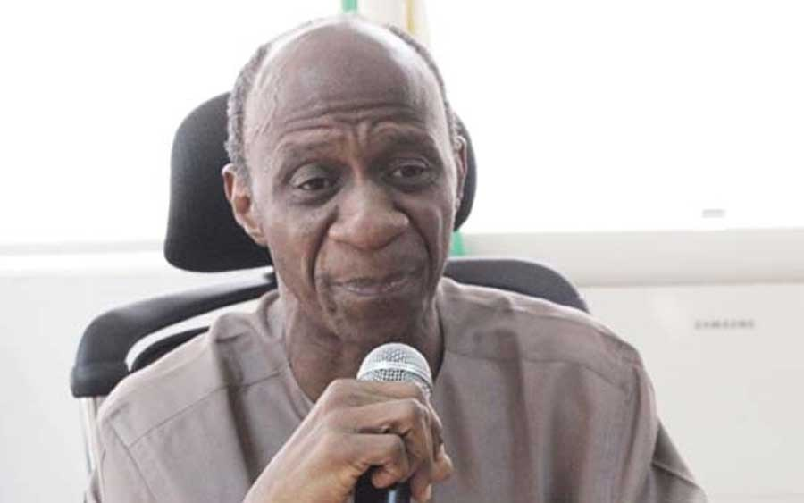 Suleiman Bogoro, has said most Nigerian professors are not capable of getting global grants for research because of poor research proposals.