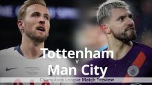 Tottenham v Man. City [Photo: Channel 24]