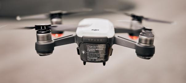 Drone used to illustrate the story (Photo by Darrel Und from Pexels)