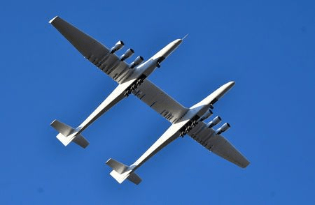 World's largest plane