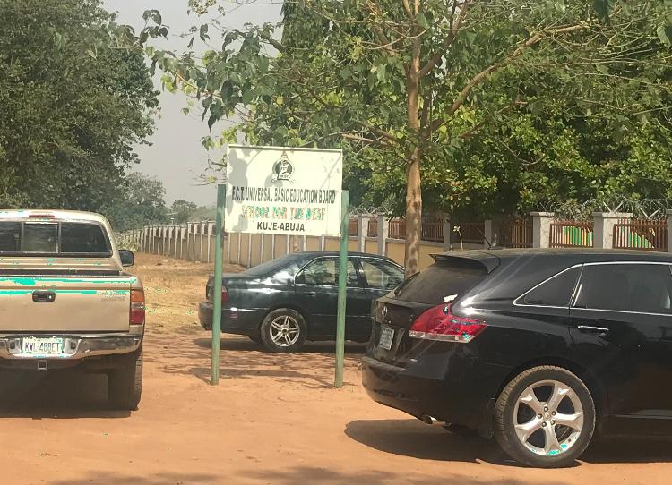School of the Deaf, kuje, Abuja