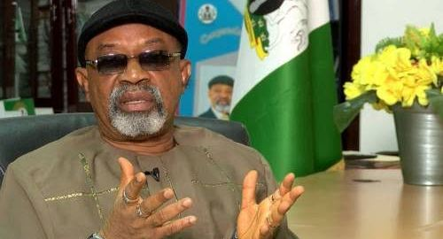 Chris Ngige. [PHOTO CREDIT: Sahara Reporters]