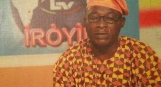late Lagos Television (LTV) broadcaster, Toyin Kawojue