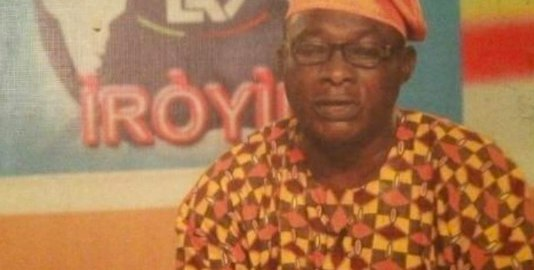 late Lagos Television (LTV) broadcaster, Toyin Kawojue