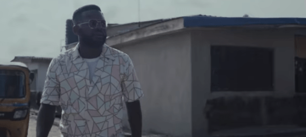 Falz in Hypocrite video