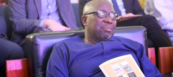 Dapo Olorunyomi, Publisher at Premium Times