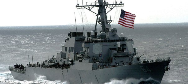 US Warships[ photo credit: Sputnik International]