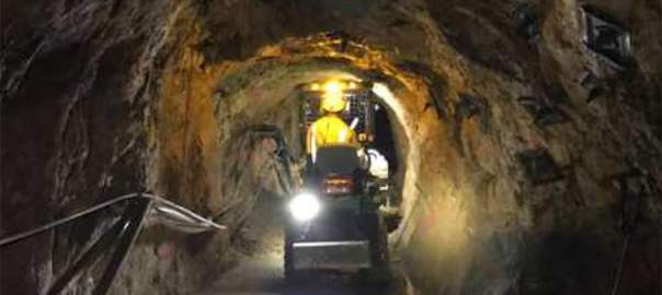 Pike River Mine used to illustrate the story. [PHOTO CREDIT: proactiveinvestors.com]