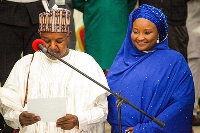 Inauguration2019: Governor Abubakar Bagudu