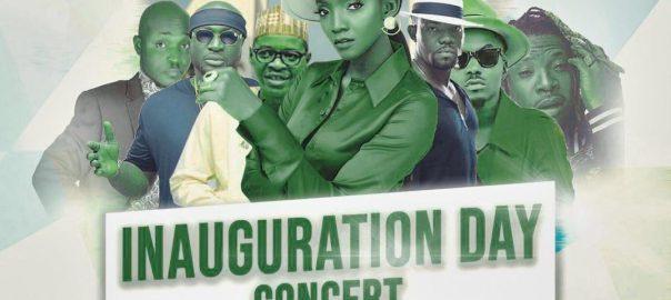 Nigeria Inauguration Day Concert