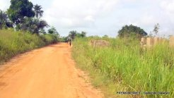 The road to Ona-Egbon