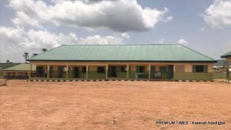 Classroom at L.E.A Kabin Mangoro