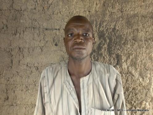 Mr Sa'adu Audu