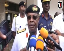 Chief of Naval Staff, Ibok-Ete Ibas.