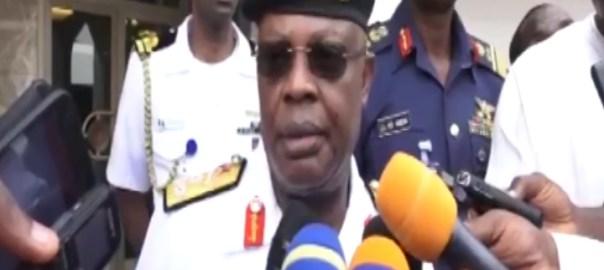 Chief of Naval Staff, Ibok-Ete Ibas.