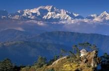 Nepal's Mount Kanchenjunga. [PHOTO CREDIT: Nepal Travel and Tourism Info]