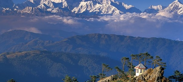 Nepal's Mount Kanchenjunga. [PHOTO CREDIT: Nepal Travel and Tourism Info]