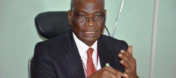 Prof. Oluwatoyin Ogundipe Vice Chancellor. University of Lagos UNILAG [NAN]