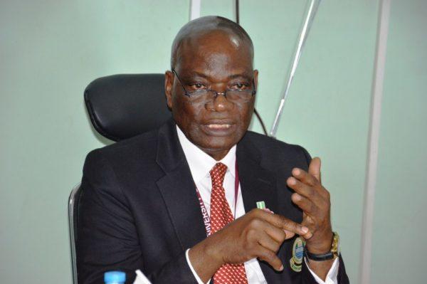 Prof. Oluwatoyin Ogundipe Vice Chancellor. University of LagosUNILAG [NAN]