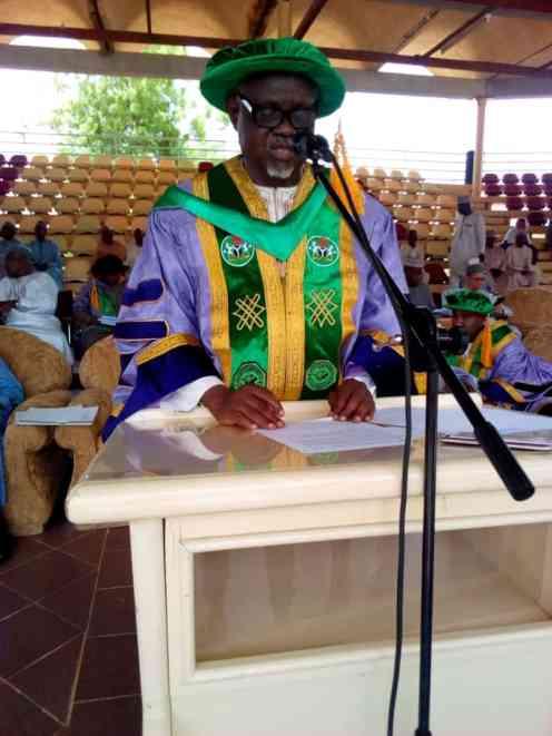 The Vice Chancellor