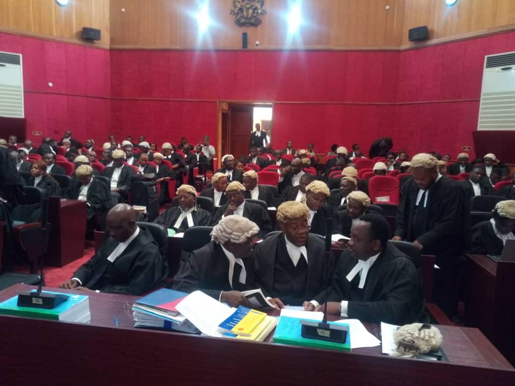 Tribunal reserves judgment in Atiku's petition against Buhari's...