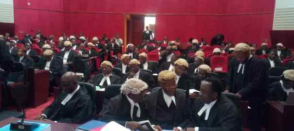 Election petition tribunal
