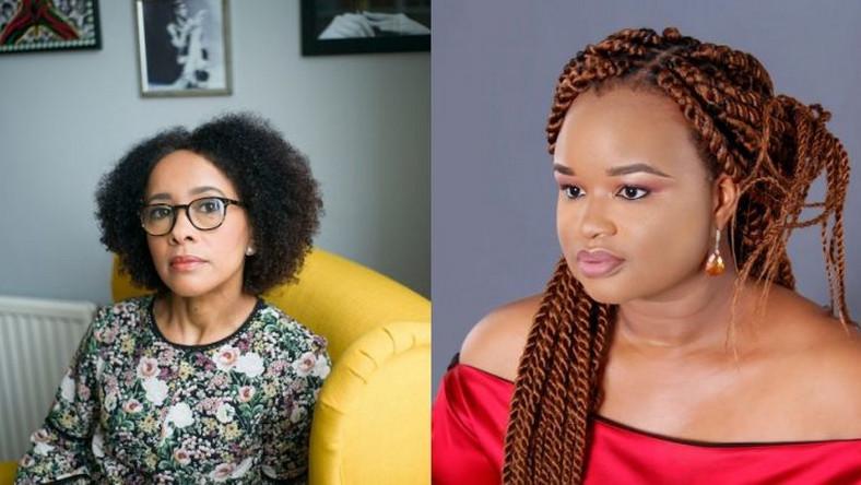 Two Nigerian authors, Oyinkan Braithwaite and Diana Evans. [PHOTO CREDIT: Pulse]