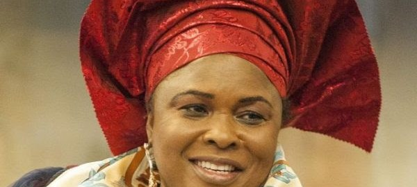 former First Lady, Patience Jonathan.