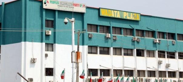 PDP Headquarters