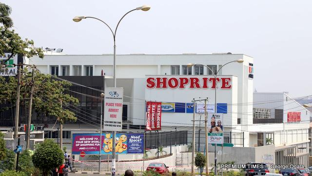 Shoprite Wuse Zone 5